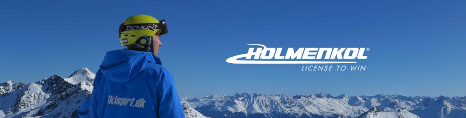 Holmenkol - skivoks og tilbehør til vedligeholdelse af ski